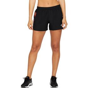 """asics Icon 4"""" Shorts Women, negro"""
